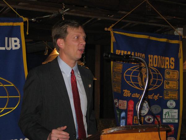 Kiwanis Meeting - 2009-02-26