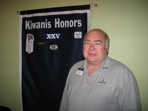 Kiwanis Meeting 2011-02-03 - Col. Montgomery