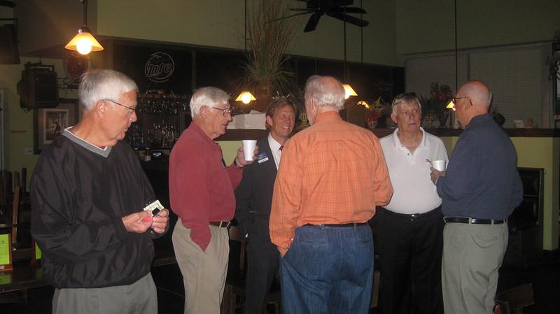 Kiwanis Meeting - 2011-03-31