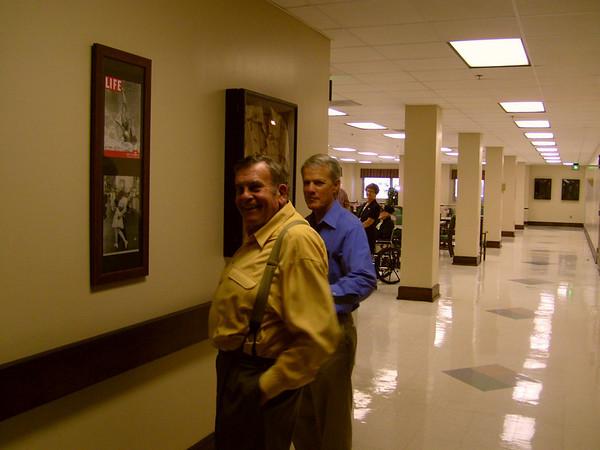 GMMKC visit to VA nursing home-11-11-2010