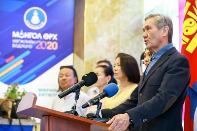 2020 оны зургадугаар сарын 28.  Хан Уул дүүргийн 29 дүгээр тойрогт хяналтын тооллогыг нэмж хийж байна.  ГЭРЭЛ ЗУРГИЙГ Б.БЯМБА-ОЧИР/MPA