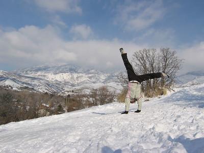 Kjersti Barnes - Alpine, Utah - December 2007