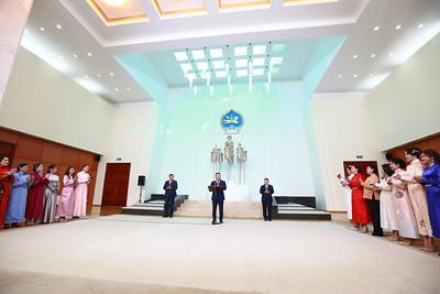 2019 оны зургаадугаар сарын 01. Монгол Улсын Үндсэн хуулийн 33 дугаар зүйлийн 1 дэх хэсгийн 7 дахь заалт, Монгол Улсын Ерөнхийлөгчийн тухай хуулийн 15 дугаар зүйлийн 1 дэх хэсэгт заасныг тус тус үндэслэн Монгол Улсын Ерөнхийлөгч Х.Баттулга олон хүүхэд төрүүлж, өсгөн хүмүүжүүлсэн эхчүүдэд Эхийн алдар одон гардуулах зарлиг гаргав.  ГЭРЭЛ ЗУРГИЙГ Б.БЯМБА-ОЧИР/MPA
