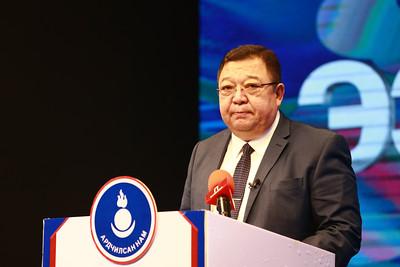 2021 оны тавдугаар сарын 2. Монгол улсын Ерөнxийлөгчид Ардчилсан намаас нэр дэвшигчийг тодруулаx дотоод сонгуульд ялалт байгуулсан нэр дэвшигчийг ёсчлон батламжлах хүндэтгэлийн арга хэмжээ боллоо. ГЭРЭЛ ЗУРГИЙГ Б.БЯМБА-ОЧИР/MPA