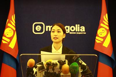2020 оны аравдугаар сарын 21.    Үндэсний цахим үйлчилгээний нэгдсэн систем E-Mongolia-гийн талаар Улсын бүртгэлийн ерөнхий газрын дарга Д.Дэлгэрсайхан мэдээлэл хийлээ.   ГЭРЭЛ ЗУРГИЙГ Б.БЯМБА-ОЧИР/MPA