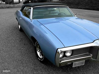 1969 Pontiac Tempest Custom S convertible