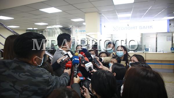 2021 оны тавдугаар сарын 27. Улаанбаатар хотын гаалийн газрын зарим терминалуудын нөхцөл байдлын талаар мэдээлэл хийлээ.  ГЭРЭЛ ЗУРГИЙГ Д.ЗАНДАНБАТ/MPA