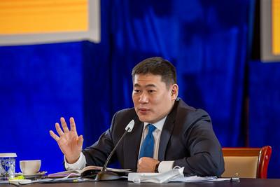 2021 оны тавдугаар сарын 11. Монгол Улсын Ерөнхий сайд Л.Оюун-Эрдэнэ бизнес эрхлэгчдийн төлөөлөлтэй уулзлаа.     ГЭРЭЛ ЗУРГИЙГ Б.БЯМБА-ОЧИР/MPA