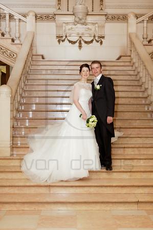 Huwelijk Cindy en Hendrik