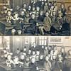 F0603 <br /> Klassenfoto uit 1927 van de Hervormde School in het Verenigingsgebouw.<br /> <br /> 1Juffr. Wilbrink<br /> 2Jan Drost<br /> 3Bert van Breda<br /> 4Piet Passchier<br /> 5Sientje Dannijs<br /> 6Ans Bruinsma<br /> 7Marg Boer<br /> 8Jan v.d. Schrier<br /> 9Aad Knetsch<br /> 10Aart v.d. Abeele<br /> 11Jan Molenaar<br /> 12nb<br /> 13Ada Krijkamp<br /> 14Bertha v.d. Vliet<br /> 15Tjaard Ouwehand<br /> 16Dirk Durieux<br /> 17Henk Faas<br /> 18Pleuntje Drost<br /> 19Truida Oudshoorn<br /> 20Mien van Dijk<br /> 21Hijltje Geerling<br /> 22Dirkje Buijn<br /> 23Willy Broer<br /> 24Flip Bakker (Wzn)<br /> 25Bram de Vreugd<br /> 26Piet v.d. Bent<br /> 27Corrie Kuijt<br /> 28Guusta Philippo