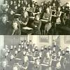 F0444e <br /> Twee albums met schoolfoto's (klassenfoto met leerkrachten) van klassen van De Visserschool. Enkele foto's met alle leerkrachten. De meeste foto's zijn genomen in de jaren '50. Enkele uit de jaren '25/'30 (de school had toen de naam 'de School met den Bijbel'.<br /> <br /> 1Riet Kroes<br /> 2Truus Hoekstra<br /> 3Jopie van Nes<br /> 4Martha Kühn<br /> 5Piet Smit<br /> 6Nico Broekstra<br /> 7Gerrit Schalk<br /> 8Piet Vercouteren<br /> 9Arie Lugtigheid<br /> 10Nico van der Plas<br /> 11Truus van der Heiden<br /> 12Francien Limburg<br /> 13Janna van der Heiden<br /> 14Willie Havenaar<br /> 15Harry Jansze<br /> 16Hennie van der Wagt<br /> 17George Verhoog<br /> 18Anne Jan Möhlmann<br /> 19Peter Tibboel<br /> 20Cees Benschop<br /> 21Gerrit Zandbergen<br /> 22Eppie Dijkstra<br /> 23Jan Philippo<br /> 24Joop Soet<br /> 25Hans Goede<br /> 26Bert van Eijk<br /> 27Leo Westerbeek<br /> 28Marius van Houwelingen<br /> 29Piet Braam<br /> 30Frans Verhoef<br /> 31Jaap de Jong<br /> 32Greetje Vis<br /> 33Corry van Bladel<br /> 34Kees Staring<br /> 35Cor van Leeuwen<br /> 36Meester Strik