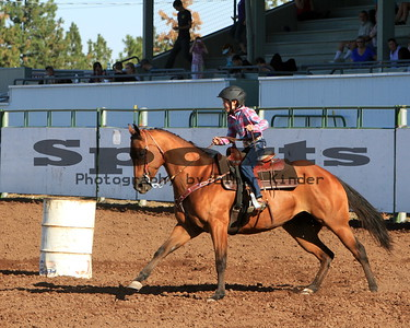 Western Games/Barrel Racing-3rd 12 Riders