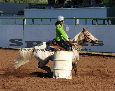 Western Games/Barrel Racing Final Section