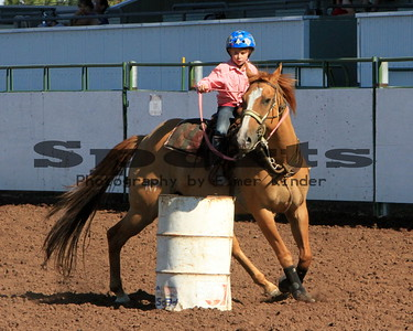 Western Games/Barrel Racing-1st 12 Riders