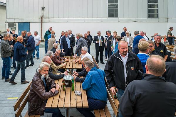 Åpning av nye E.C.Dahls bryggeri