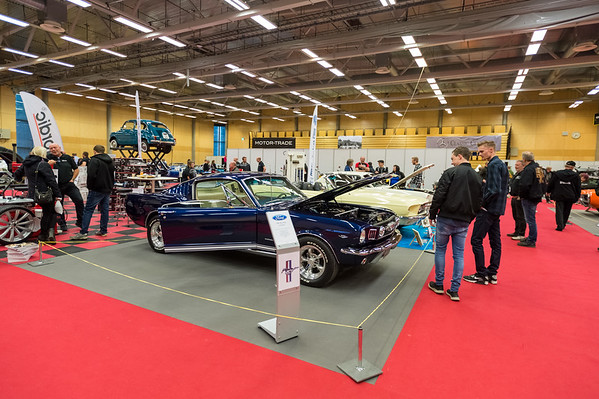 Classic Car Show Norway 2017