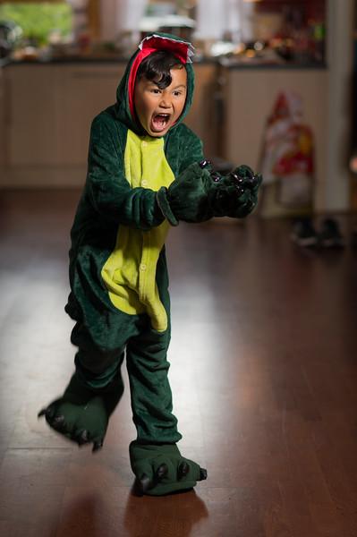Dinosauren