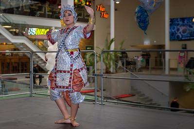 Thaidans på City Lade