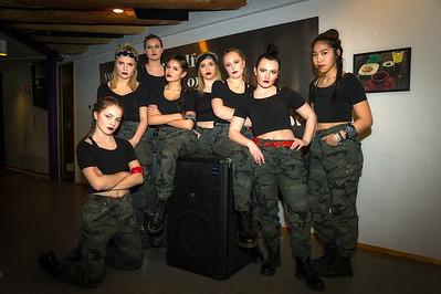 RAW-tassan klare for opptreden på UKM