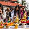 Songkran Thailand's Vann Festival