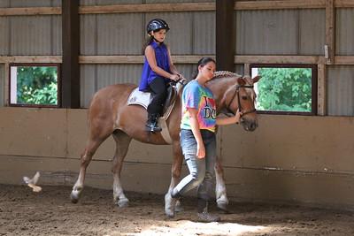 2015-08-07 Cassidy riding Horse 003