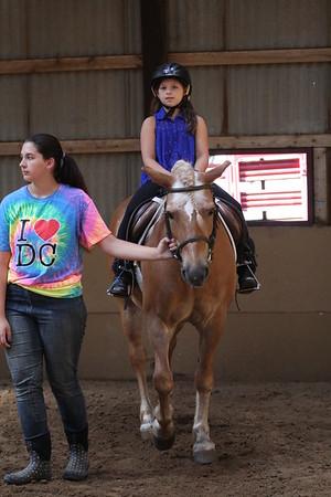 2015-08-07 Cassidy riding Horse 005