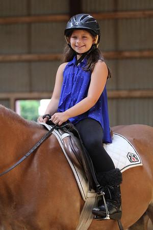 2015-08-07 Cassidy riding Horse 023