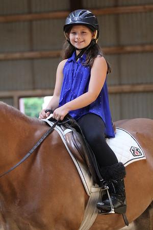 2015-08-07 Cassidy riding Horse 022