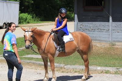 2015-08-07 Cassidy riding Horse 031