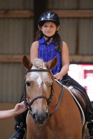 2015-08-07 Cassidy riding Horse 008