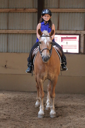 2015-08-07 Cassidy riding Horse 012