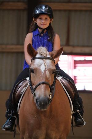 2015-08-07 Cassidy riding Horse 015