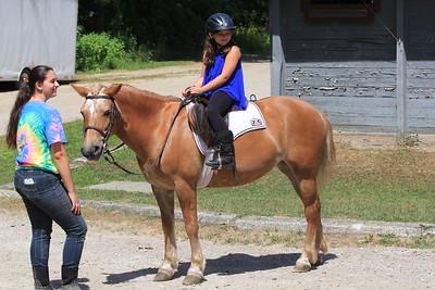 2015-08-07 Cassidy riding Horse 030