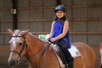 2015-08-07 Cassidy riding Horse 024