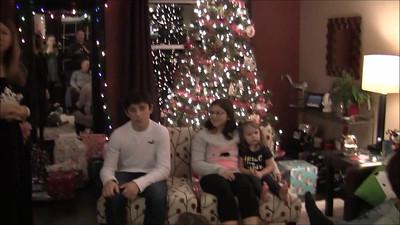 2016-12-24 Xmas Eve Puppy Video