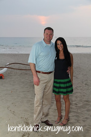 Hawaii-Christina and Randy
