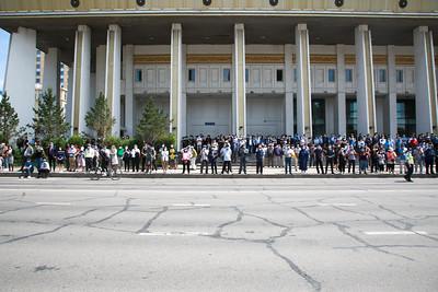 2021 оны зургадугаар сарын 25. Монгол Улсын Ерөнхийлөгчийн тангарга өргөх ёслол. ГЭРЭЛ ЗУРГИЙГ Д.ЗАНДАНБАТ/MPA