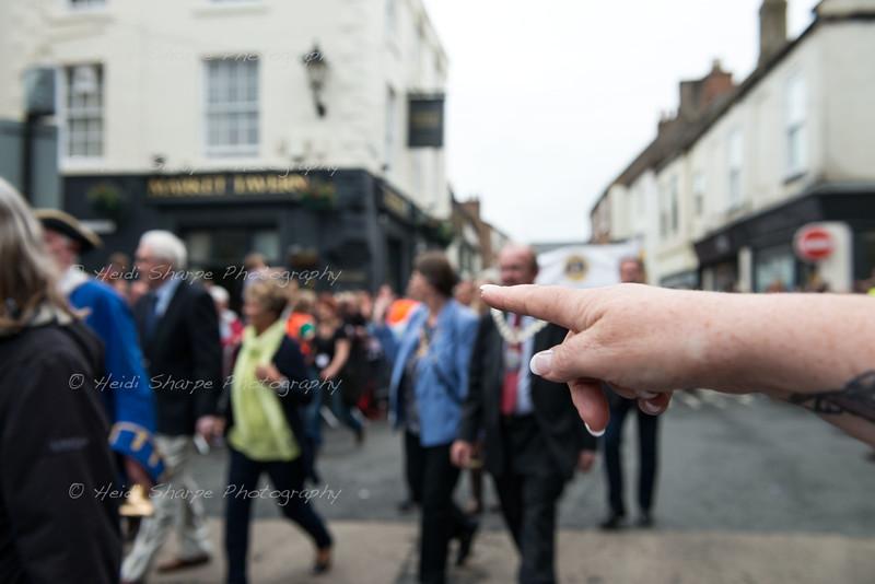 The helpful hand of Sue McQueen