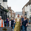 Darlek in Knaresborough 2015!