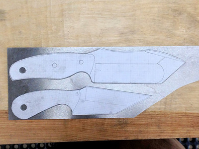 Chisel Tanto WIP