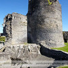 West tower, Cilgerran Castle