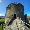 Cilgerran Castle.