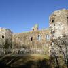 Llawhaden Castle