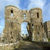 Llawhadden Castle