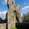Llawhaden Castle, Pembrokeshire.