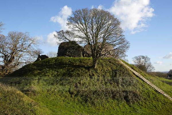Wiston Castle.