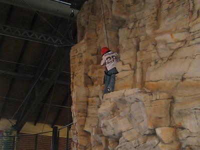 Rock Climbing November 2010