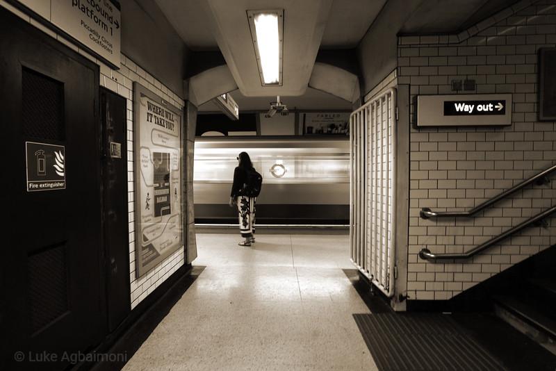 Knightsbridge Station