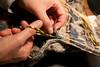 Cutting Steek 6