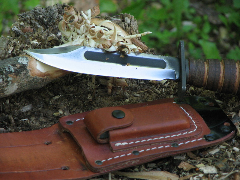 The Bolt Knife Thread (U S A F  Pilot Survival Knife